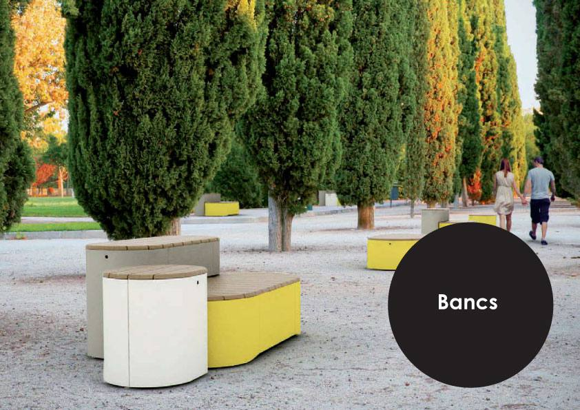 Catalogue Bancs