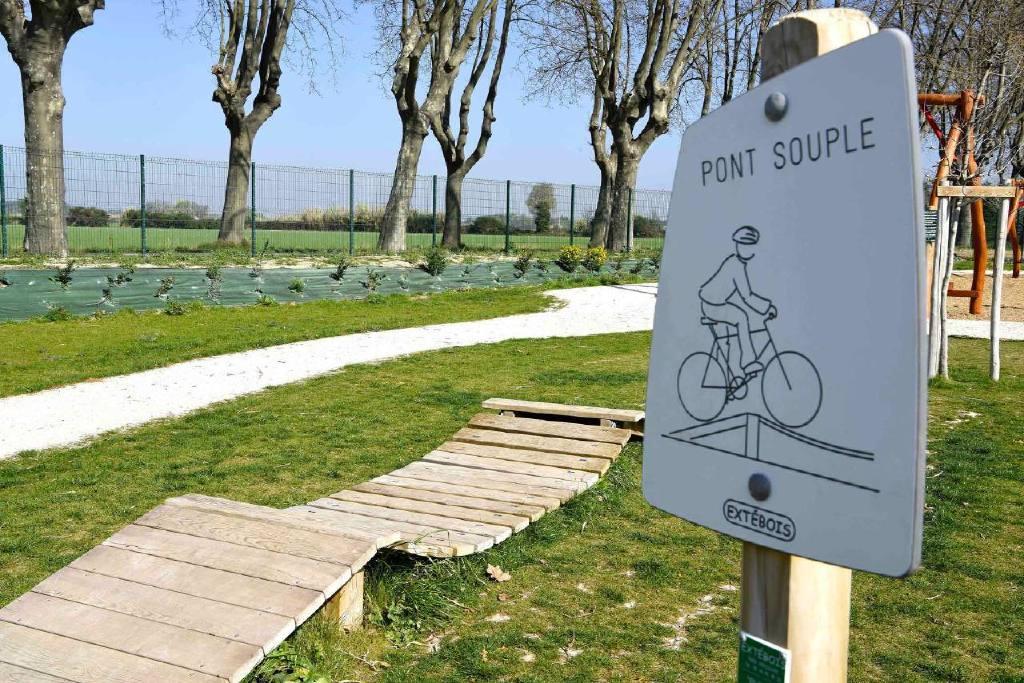aire sportive extérieur pour collectivités