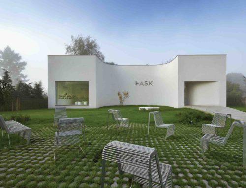 Mobilier urbain design et fonctionnel